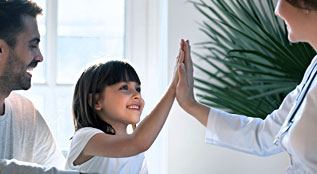 Developmental Monitoring and Developmental Screening